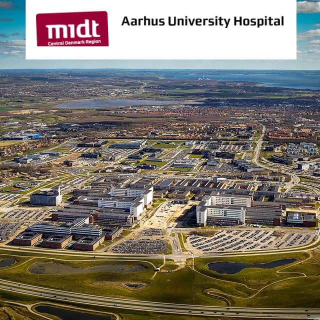 2,000 UHF readers track 3,000 trolleys in Aarhus hospital