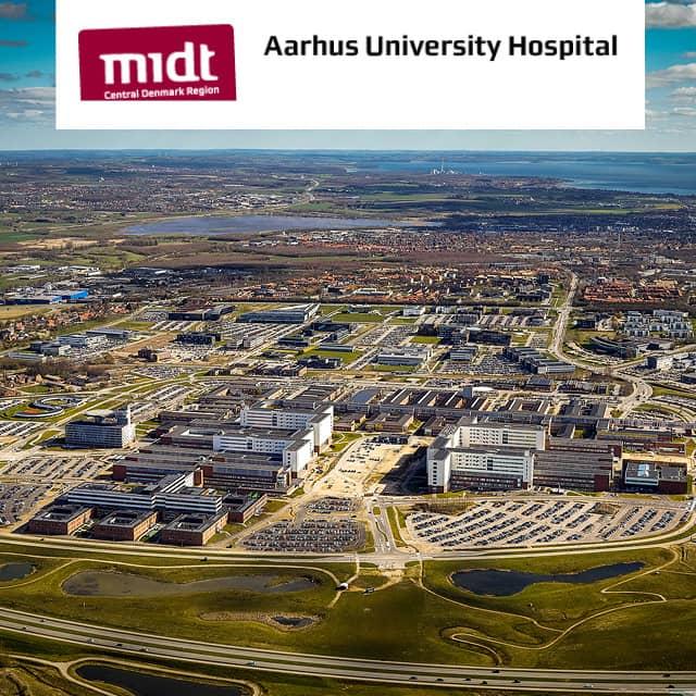 2.000 UHF-Reader tracken 3.000 Trolleys im Krankenhaus Aarhus
