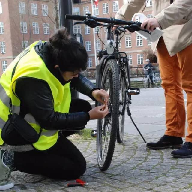 Radfahren: Aarhus setzt auf RFID zur Verkehrssteuerung