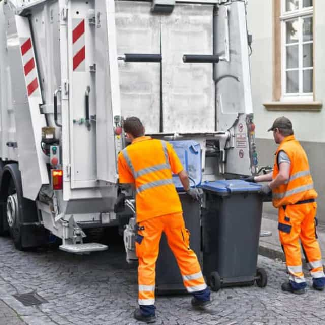 Waste Management in Portugal and South America Optimized with RFID