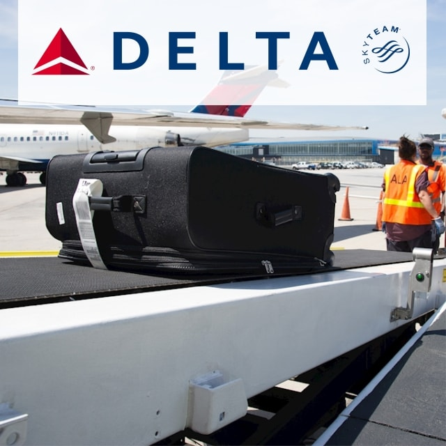 Baggage Tracking Worldwide With RFID at Delta Air Lines