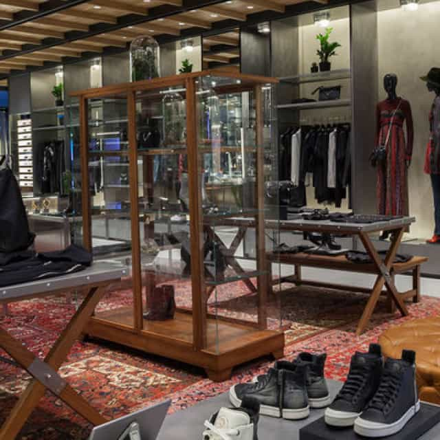 Shopping Experience mit RFID im Flagship Store