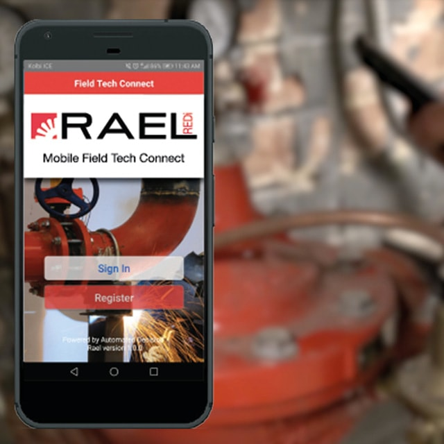 Maintenance Mgt. of Fire Protection Equipment with NFC