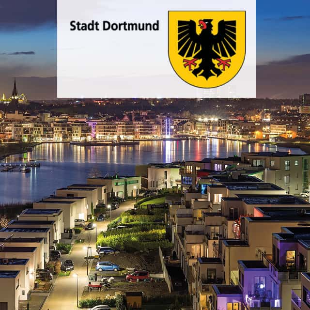 Smart City Project in Dortmund for Dialogue with Residents