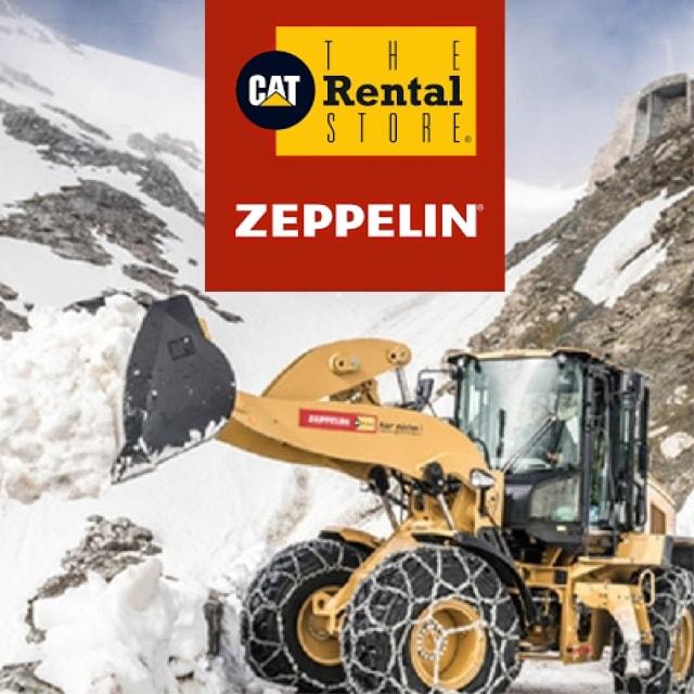 Zeppelin Rental setzt auf aktive RFID