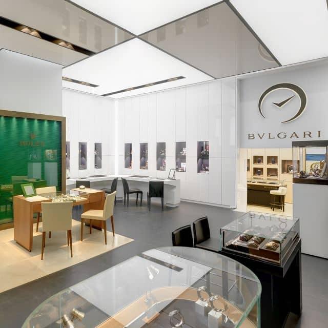 RFID-Lösung zur Inventur & Lokalisierung von Luxuswaren