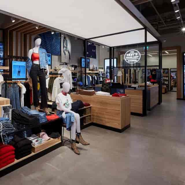 Levi's Tagged More than 50 Million Items with RFID Labels