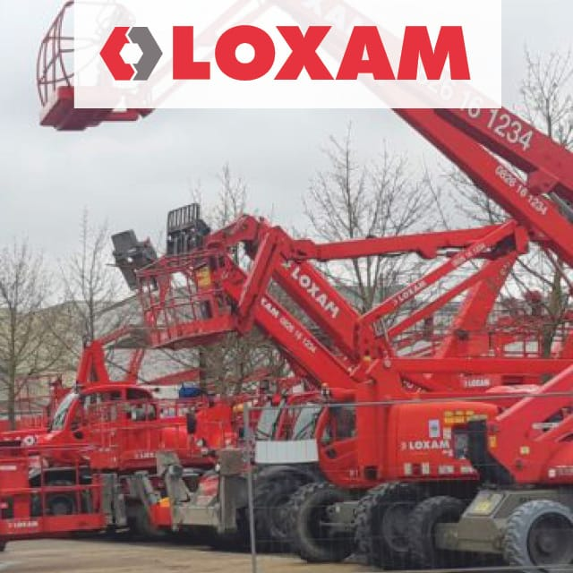 Loxam tags over 300,000 Rental Machines with NFC