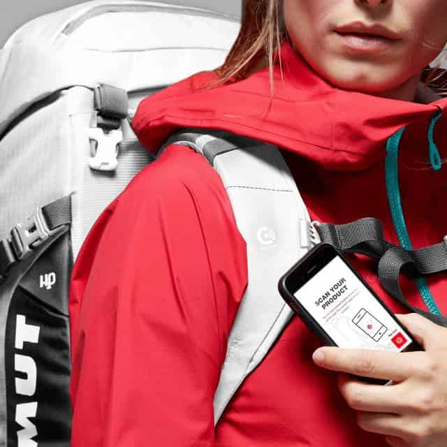 NFC + App + Fashion