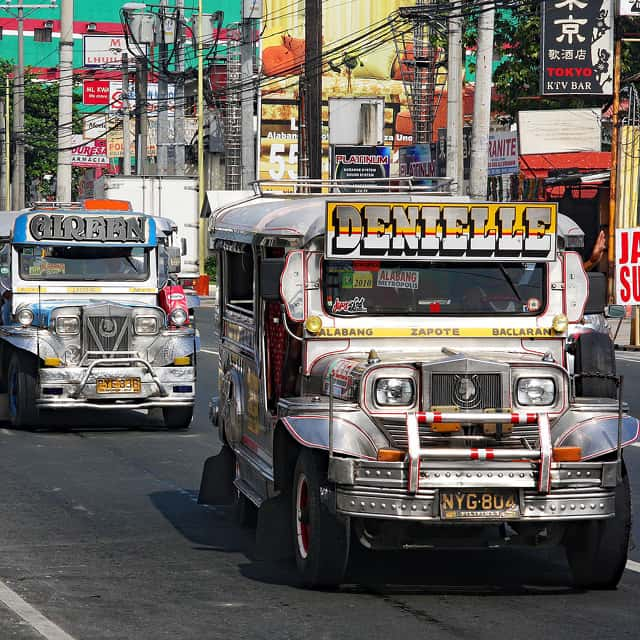 Nationwide UHF RFID Vehicle Identification in the Philippines