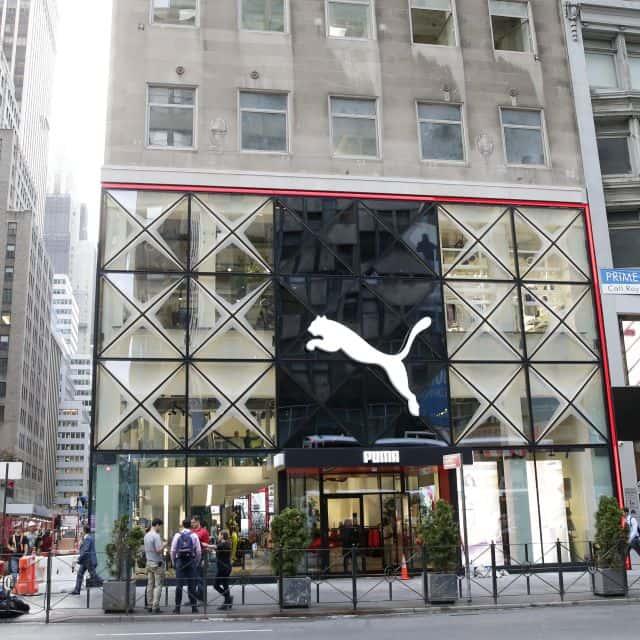 Retailer Puma eröffnet interaktiven Experience Store