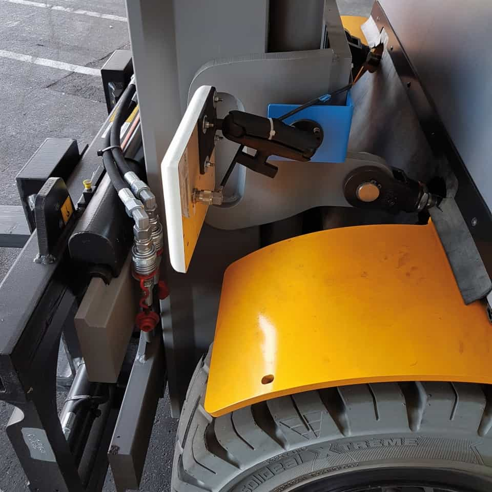 RFID Forklift Solution
