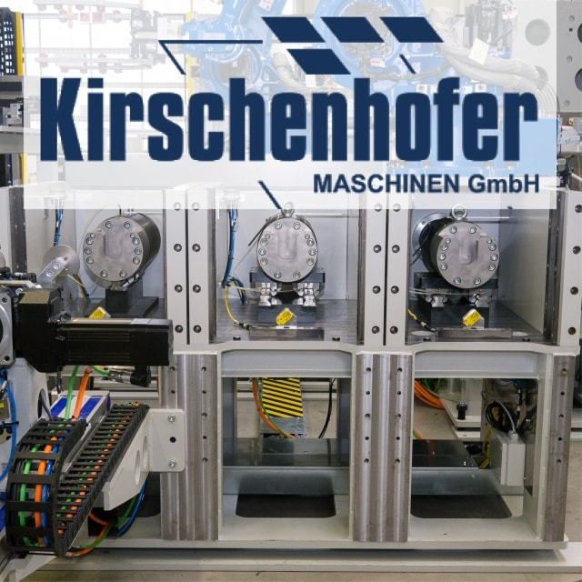 RFID in Special Machine Construction at Kirschenhofer