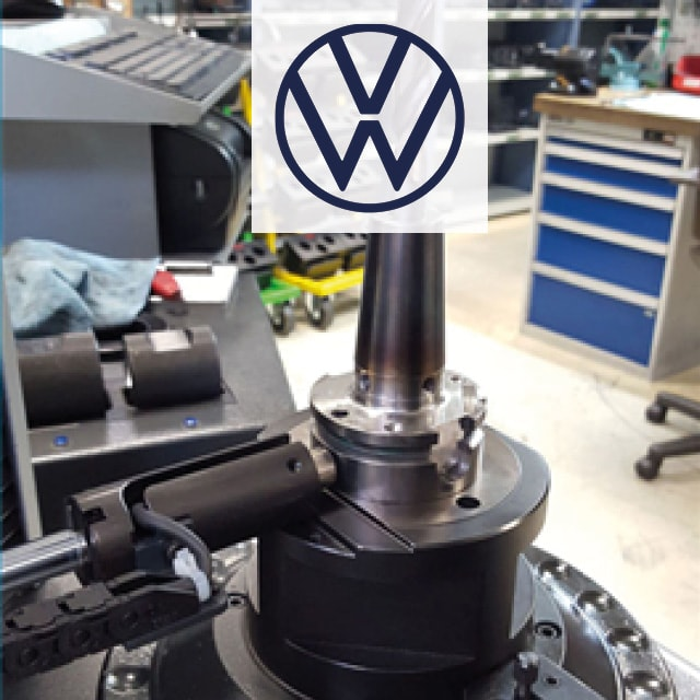 RFID Tool Identification at VW Engine Plant