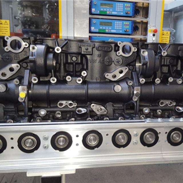 RFID-Werkzeugidentifikation im VW Motorenwerk