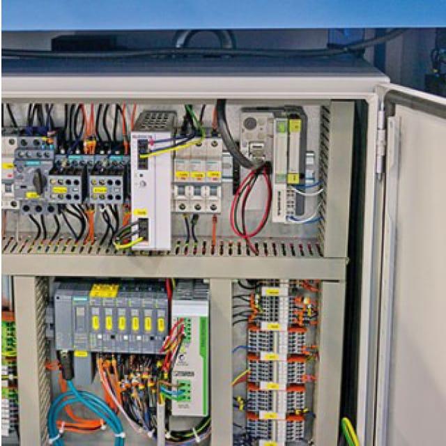 Produktions- und Testdokumentation bei SGC mit RFID