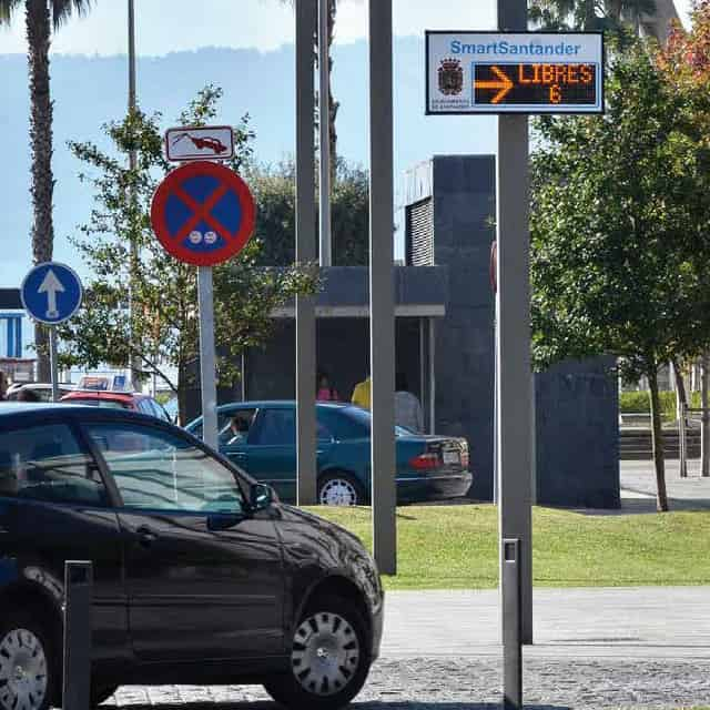 Sensoren steuern Smart-City-Anwendungen in Santander