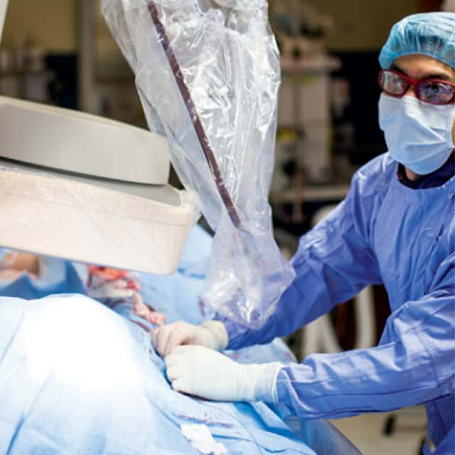 13,500 Patients Tracked Annually in 19 Operating Rooms
