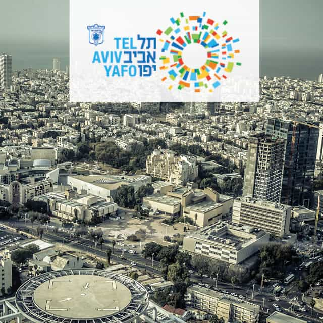 Data Portal for Smart City Applications in Tel Aviv-Jaffa