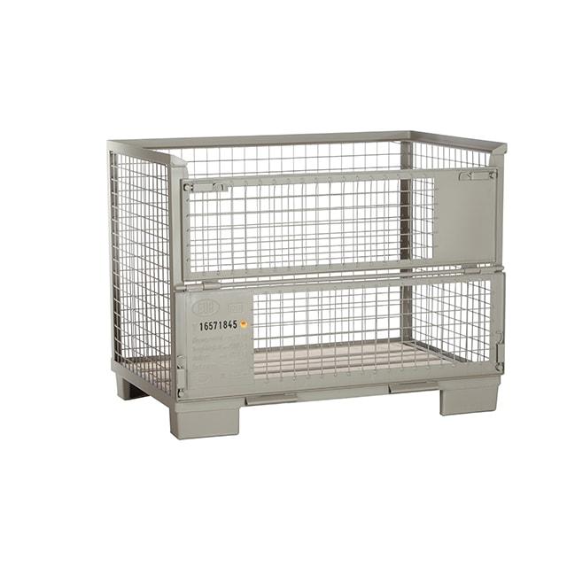 Verwaltung von Gitterboxen