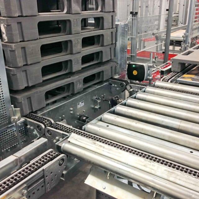 Lagerverwaltung mit UHF-RFID bei Coop Norge