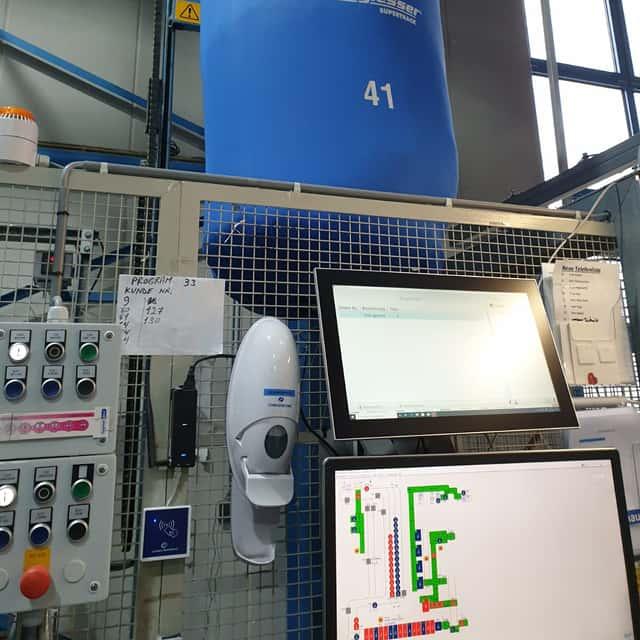 Schwundreduzierung durch Wäschepoolsystem mit RFID
