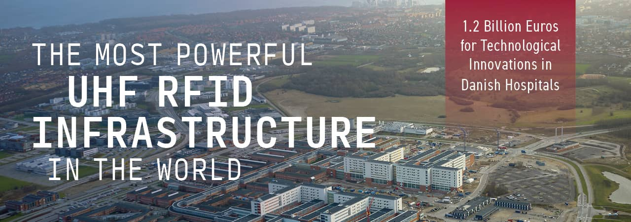 The Most Powerful UHF RFID Infrastructure in the World
