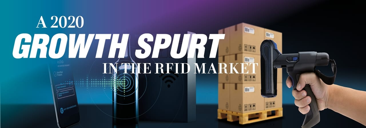 A 2020 Growth Spurt in the RFID Market