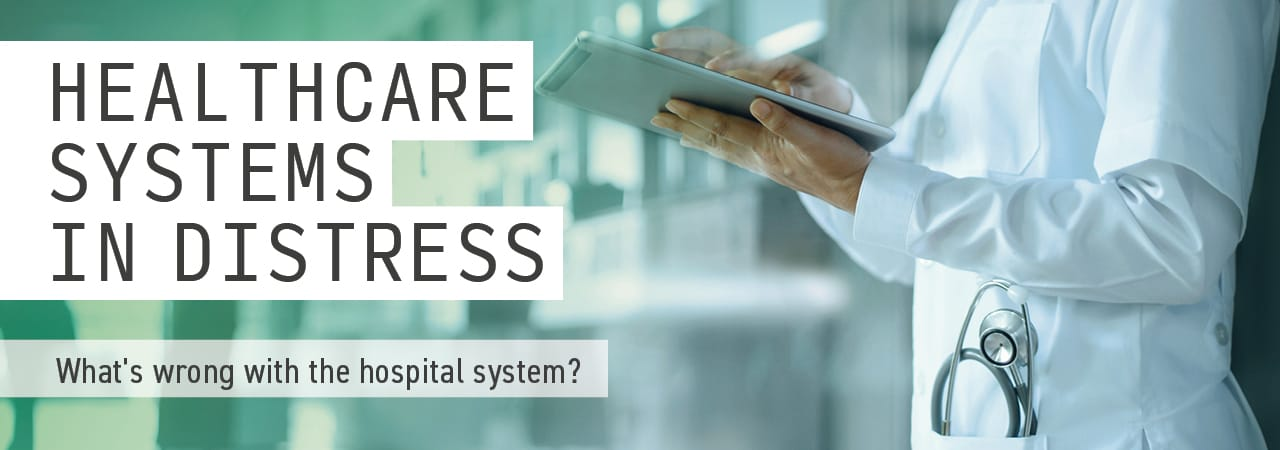 Healthcare Systems in Distress! Eric Suligoj, Director Business Development – Industry & Logistics, and Richard Aufreiter, VP Product Marketing, Identification Technologies, HID Global in an interview with RFID & Wireless IoT Global.