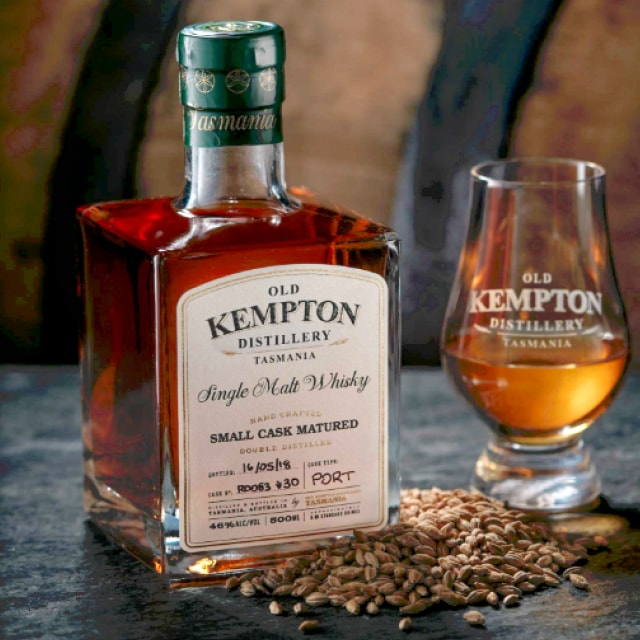Old Kempton Whiskey Distillery relies on NFC Technology