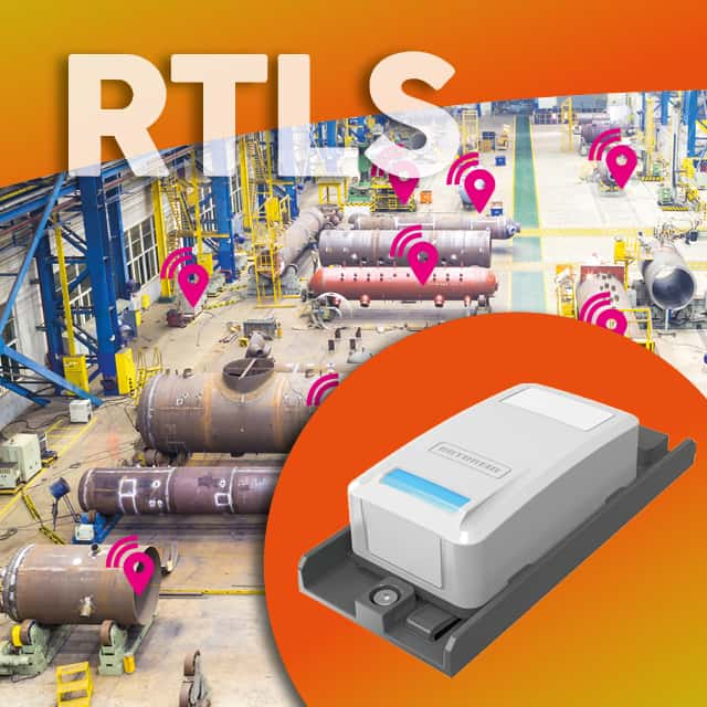 Kathrein-RTLS: An RTLS Ready For All Challenges