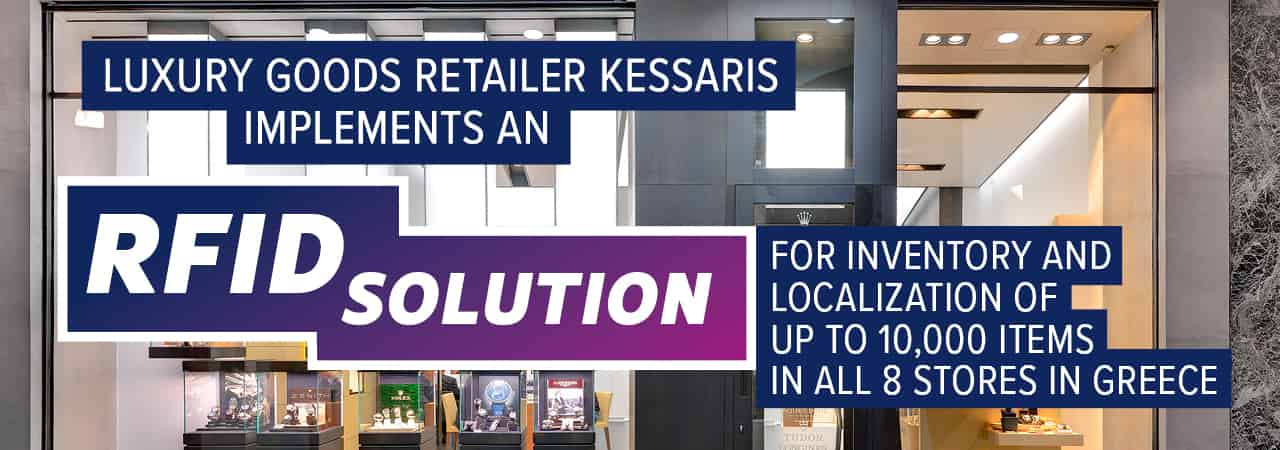 Inventory & Localization of Luxury Goods at Retailer Kessaris