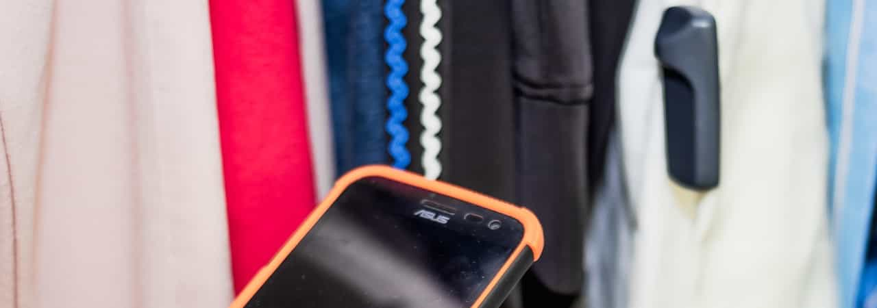 RFID is an essential building block in transformation of LPP – from a fashion company to a retail technology company. (Picture: LPP)