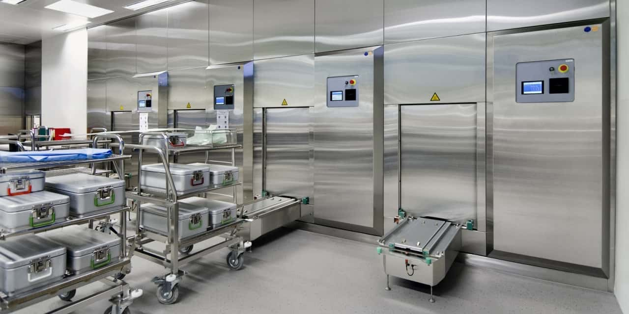 Digitised tracking completes solutions for medical engineering