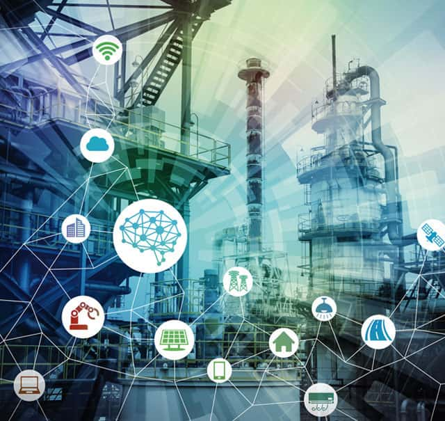 Complete Secured Solution in IIoT Communication