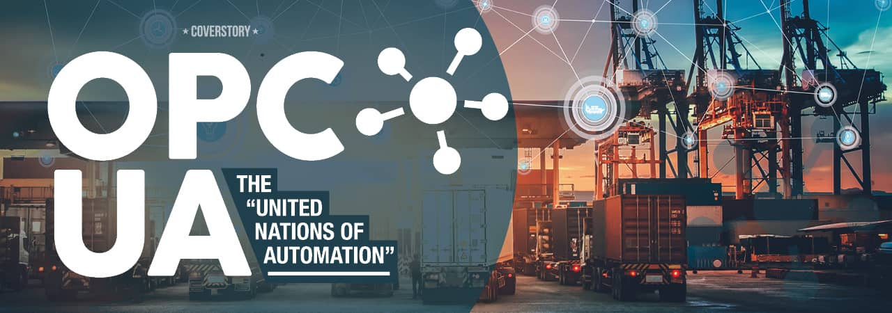 OPC UA: The United Nations of Automation