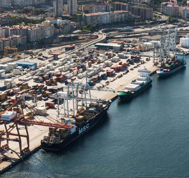 PortForward – Digital and Sustainable Ports of the Future