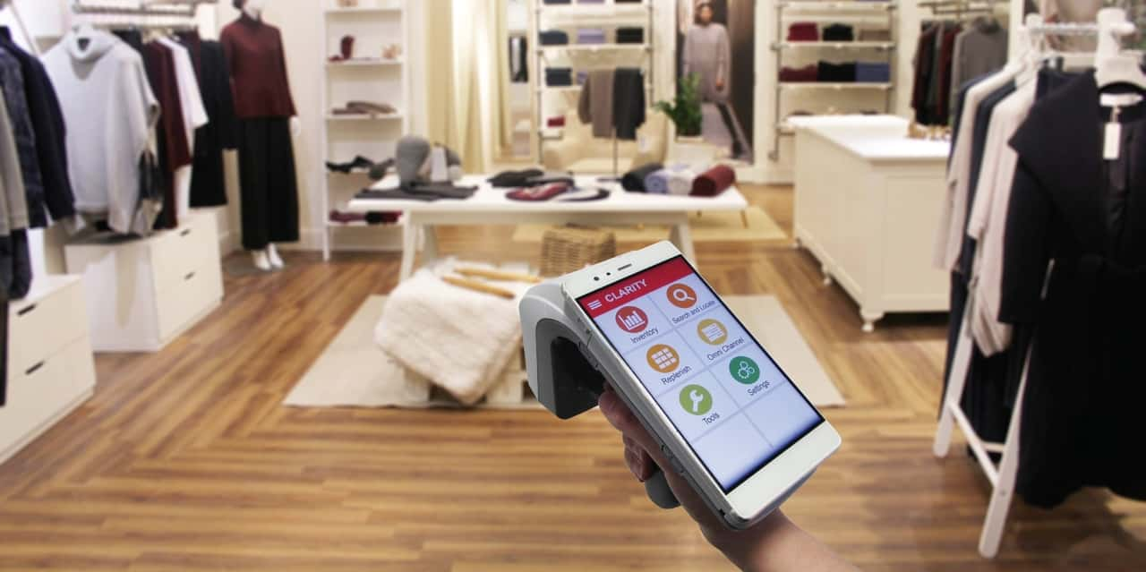 SML was involved in numerous RFID rollouts in the worldwide fashion retail business.