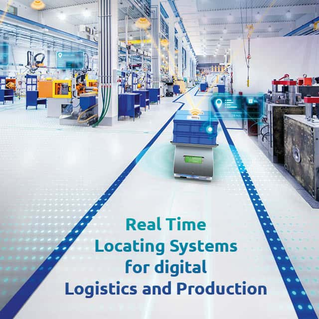 Siemens RTLS: The ANSWER to the Thrilling Question of the WHERE