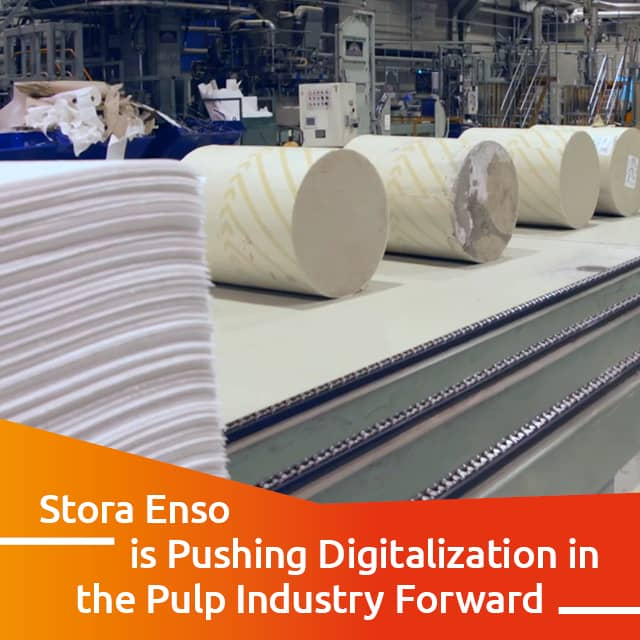 The New Intelligent Pulp Solution by Stora Enso