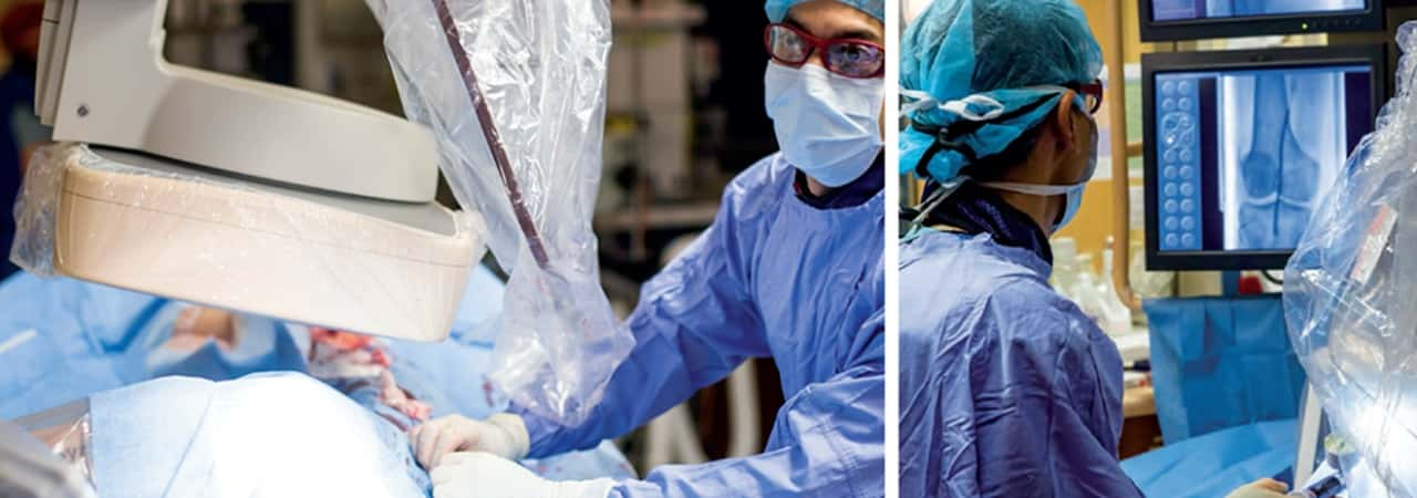Sunnybrook Health Sciences Centre, based in Toronto, Canada, uses RFID technology to safely identify patients, to avoid confusion, and to optimise management processes. (Picture: Sunnybrook Health Sciences Centre)