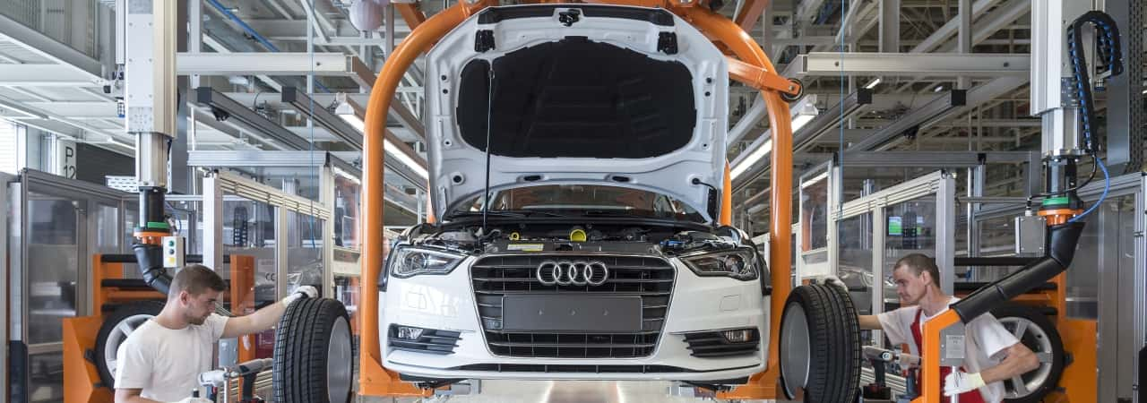 Audi rolls out RFID deployment within plants worldwide