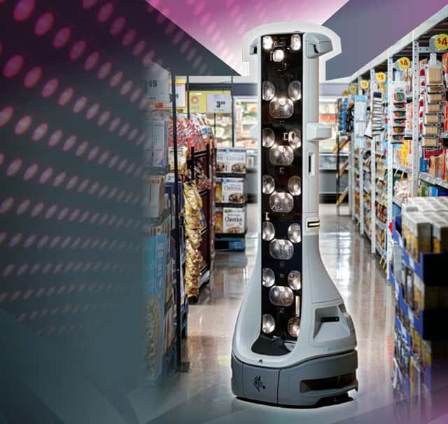 Mein Name ist EMA50 - Roboter von Zebra Technologies