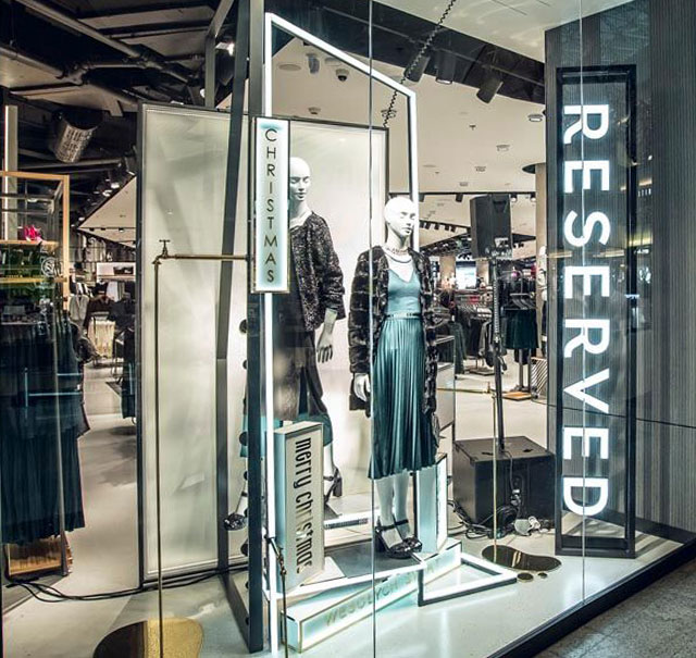 RFID-Rollout im Bekleidungs-Einzelhandel