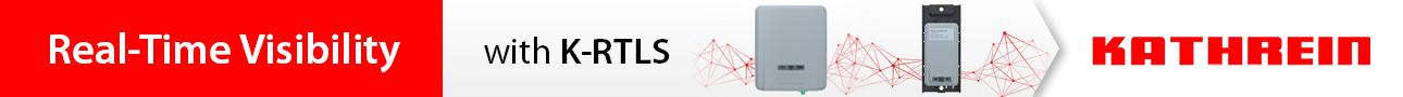 Nehmen Sie Kontakt auf: Sichtbarkeit in Echtzeit mit K-RTLS
