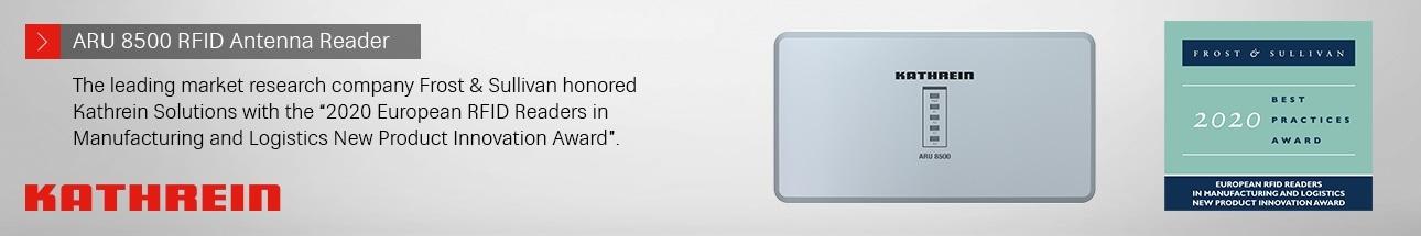 Kathrein Solutions: ARU 8500 RFID Antenna Reader