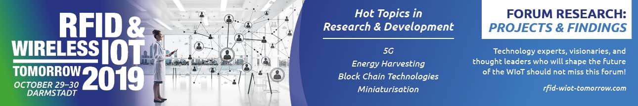 Research in Wireless IoT - RFID & Wireless IoT