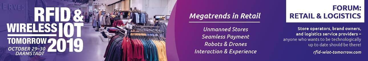 RFID & Wireless IoT tomorrow 2019 - Retail Forum