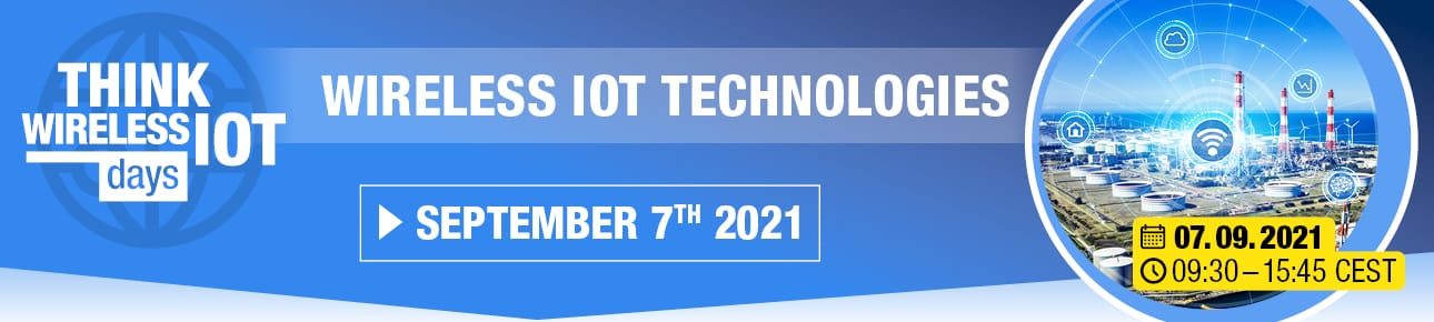 Think WIOT Day 2021 Technologies