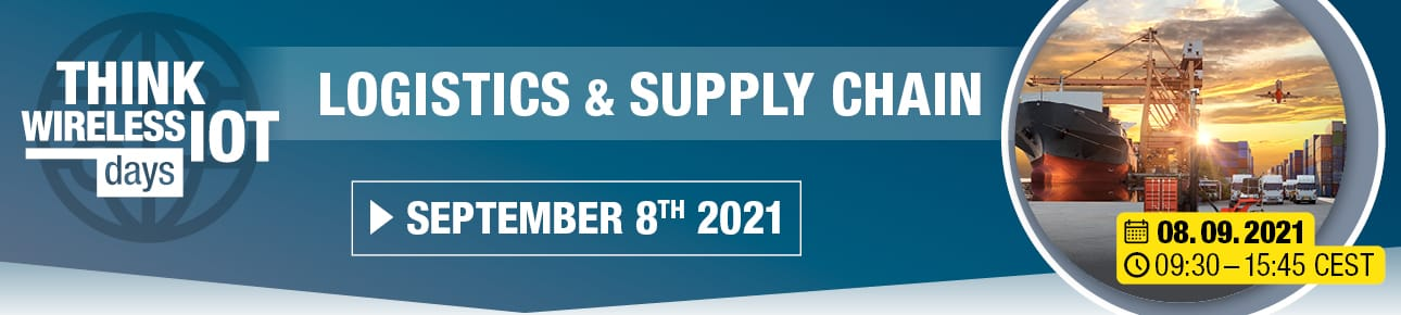 Think WIOT Day 2021 Logistics & Supply Chain